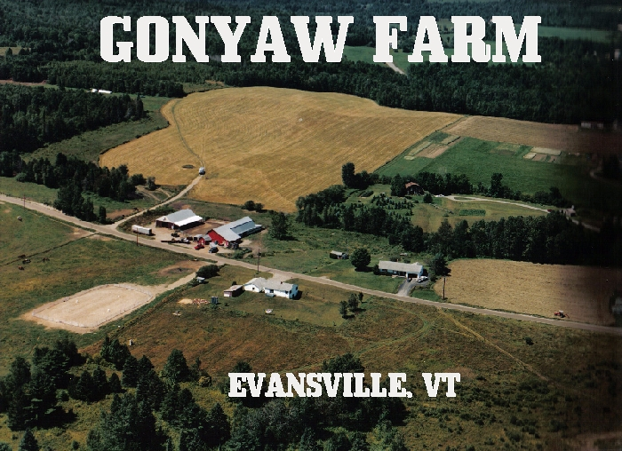 Gonyaw Farms, Brownington, VT